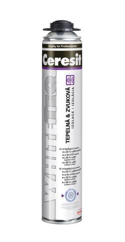CERESIT – WhiteTeq 750ml pEna pištoľová