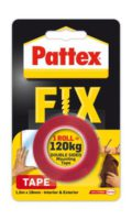 PATTEX – Montážná páska Fix (do 120kg)