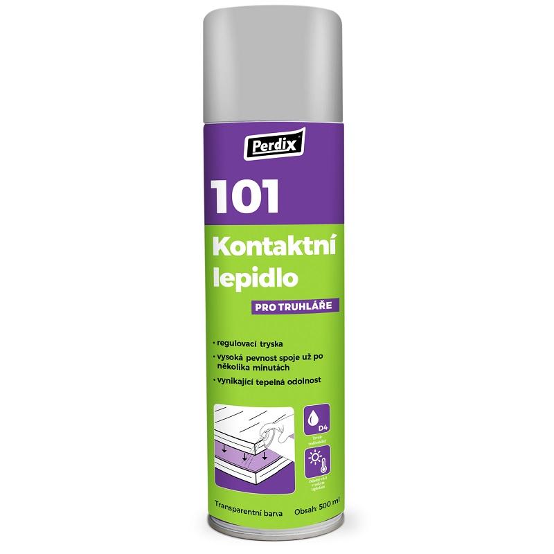 PERDIX – 101 Kontaktné lepidlo pro stolárov 500ml
