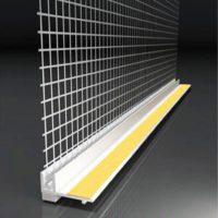 LS EKO/2,4m začišťovací okenní profil