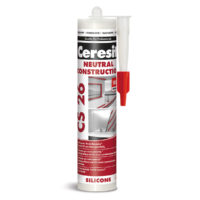 CERESIT CS26 neutr. silikón transparent 300ml