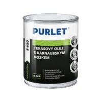 PURLET S620 terasový olej na dřevo trans. 750ml