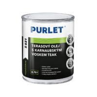 PURLET S621 terasový olej teak