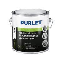 PURLET S621 terasový olej teak 2,5l