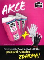Tangit UNI – LOCK – 180m 3ks + rukavice AKCE